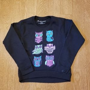 ♠️10/$10♠️ Owl Pullover Sweater